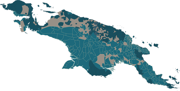 Map of New Guinea
